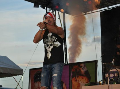 Bret Michaels performs live at the Wisconsin Valley Fair in Wausau. Presented by Rock 94.7