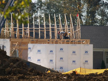 Construction activity is booming in Sioux Falls, and the final data for the year shows that Sioux Falls building permits broke four different records in 2013.(Marykbaird)