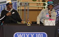 James Starks & James Jones :: 1 on 1 with the Boys :: 1/2/14 18