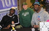 James Starks & James Jones :: 1 on 1 with the Boys :: 1/2/14 4