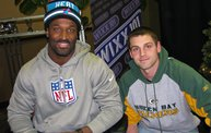 James Starks & James Jones :: 1 on 1 with the Boys :: 1/2/14 16