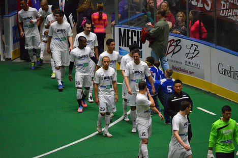 "Milwaukee Wave indoor soccer Photo Credit: <ahref=""http://www.flickr.com/photos/110048104@N05/11109464193/"">MSI SportsNetwork</a>via<ahref=""http://compfight.com"">Compfight</a<ahref=""http://creativecommons.org/licenses/by/2.0/"">cc</a>"
