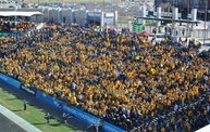 2014 NDSU vs. Towson in Frisco, Texas 13