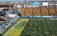 2014 NDSU vs. Towson in Frisco, Texas