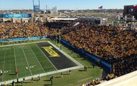 2014 NDSU vs. Towson in Frisco, Texas 30