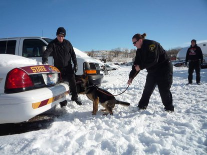 Photo courtesy South Dakota Highway Patrol
