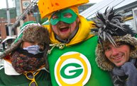 Green & Gold Fan Zone Coverage of the 2013 Season 18