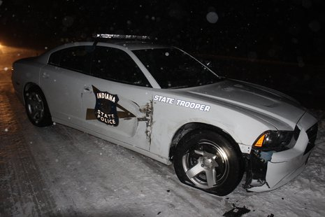 I70 Accident pic 2 provided by Indiana State Police