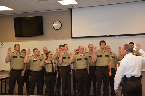 Cass deputies hired and promoted