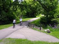 Sioux Falls Bike Trail