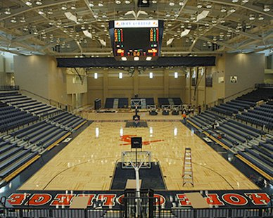 DeVos Fieldhouse (photo courtesy Hope College)