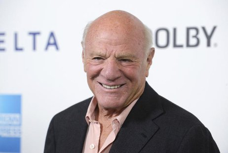 "Media tycoon Barry Diller attends the performance of the one-man-show ""One Night Only"" benefiting the Motion Picture and Television Fund in"
