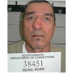 Noah Hero, Parole Absconder