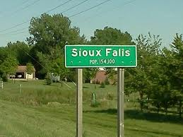 Sioux Falls population growth