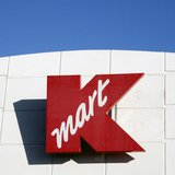 The sign outside the Kmart store is seen in Broomfield, Colorado November 19, 2009.REUTERS/Rick Wilking