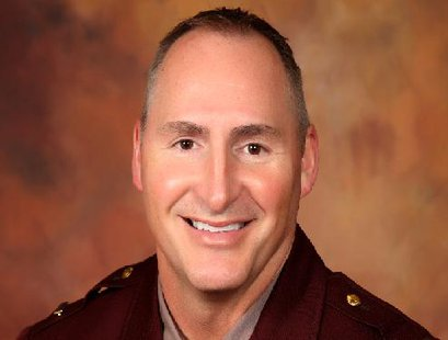 Capt. Alan Welsh South Dakota Highway Patrol's Sioux Falls District. (SD.DPS.gov)