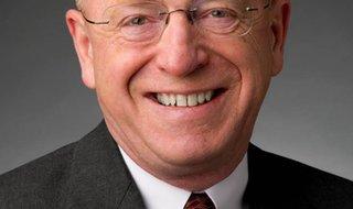 University of Wisconsin System President Raymond W. Cross (Photo from UW System).