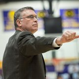 UWSP Pointers Men's Basketball Coach Bob Semling  Photo: UWSP Athletics
