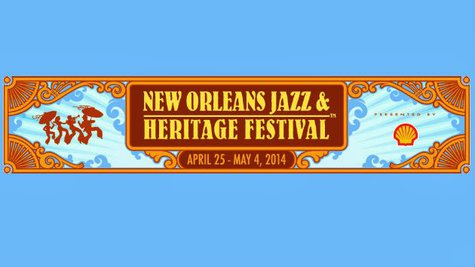 Image courtesy of NOJazzFest.com (via ABC News Radio)