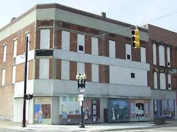 Kerr Building, downtown Coldwater MI