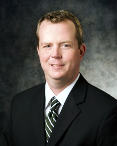 Kevin Jones, Cameron Memorial Community Hospital Foundation Fund Development Director
