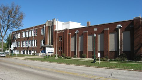 Palestine Illinois High School