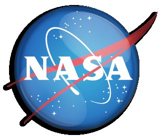 NASA logo (Photo from: AppleLion/Creative Commons).