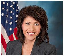 South Dakota Republican Congresswoman Kristi Noem (Noem.sd.gov)