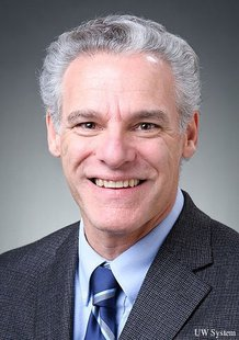 UW Extension Interim Chancellor Aaron Brower (Photo from: UW System).