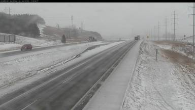 I-90 near Sioux Falls - KELO file photo