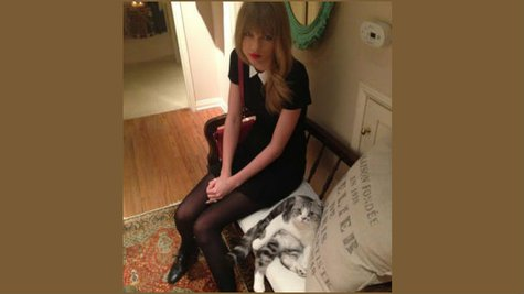 Image courtesy of Image Courtesy Taylor Swift via Twitter (via ABC News Radio)