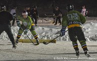 Night Pond Hockey kicks off the Badger State Games!!: Cover Image