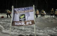 Night Pond Hockey kicks off the Badger State Games!! 1