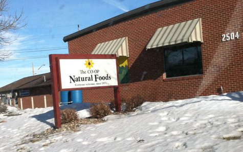 Natural Food Co-Op (KELO-AM photo)
