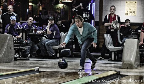 Badger State Games Bowling   Photo: Dave Kallaway Photography