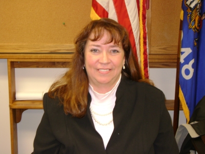 Adams Mayor JanAlyn Baumgartner (Photo from: cityofadams-wi.gov)