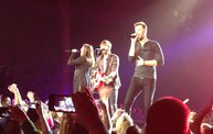 Lady Antebellum at the Fargodome on January 18th, 2014 13