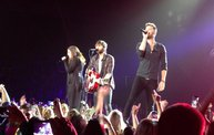 Lady Antebellum at the Fargodome on January 18th, 2014 6
