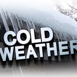 The National Weather Service says this next cold weather snap could last well into next week.