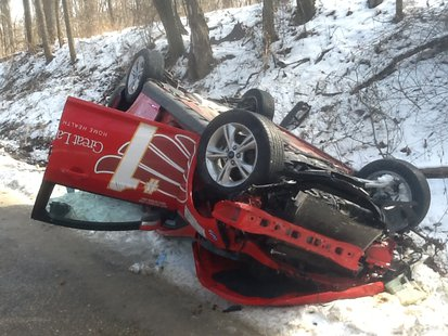 01-20 Vigo County Accident pic 1 provided by Vigo County Sheriff