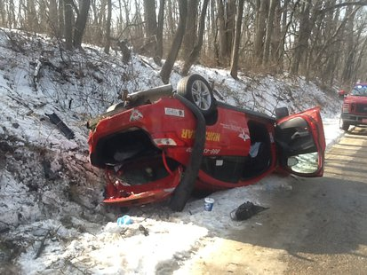 01-20 Vigo County Accident pic 2 provided by Vigo County Sheriff