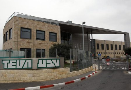 Teva Pharmaceutical Industries' Jerusalem oral solid dosage plant (OSD) is seen December 21, 2011. Israel-based Teva is the world's leading