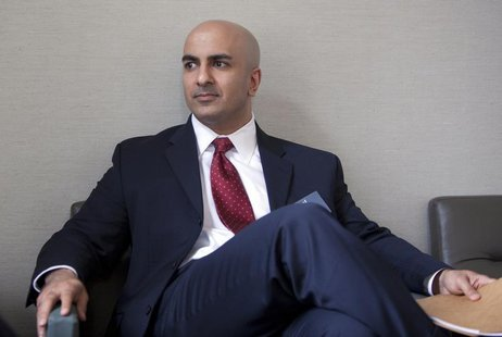 Neel Kashkari, the former Interim Assistant Secretary of the Treasury for Financial Stability in the United States Department of the Treasur