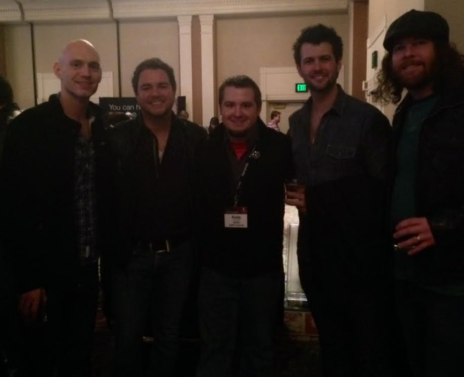 The Eli Young Band and Kody Mac