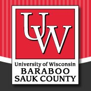UW-Baraboo/Sauk County logo (Photo from: Facebook).