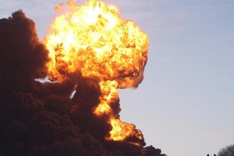 December 30, 2013 Casselton derailment