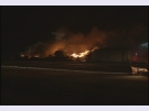 RDO warehouse fire