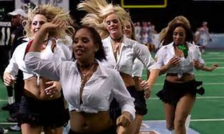 Sioux Falls Storm Cheerleaders