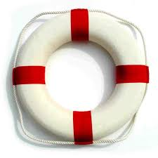 life preserver ring