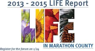 United Way of Marathon County's LIFE Report 2013-2015